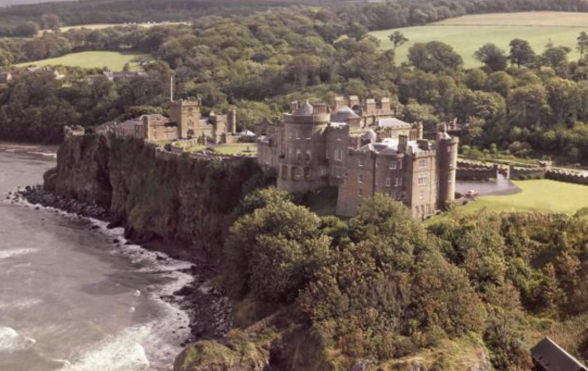 The National Trust, which owns Culzean Castle in Ayrshire, is to shed up to a quarter of its 550 full-time staff
