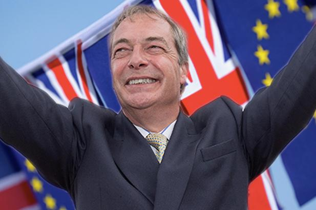 Nigel Farage: 'Let June 23 go down in our history as our independence day'