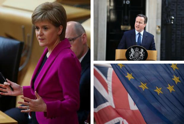 World Press highlights prospect of Scotland staying in EU as independent state