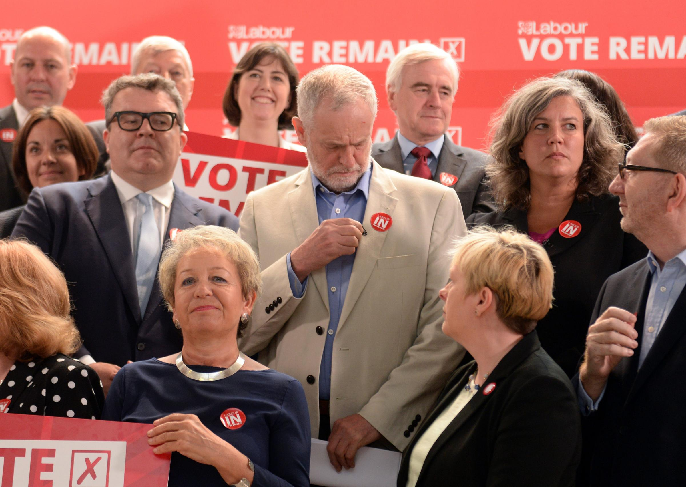 Brexit fallout: Labour leader Jeremy Corbyn warned more shadow ...