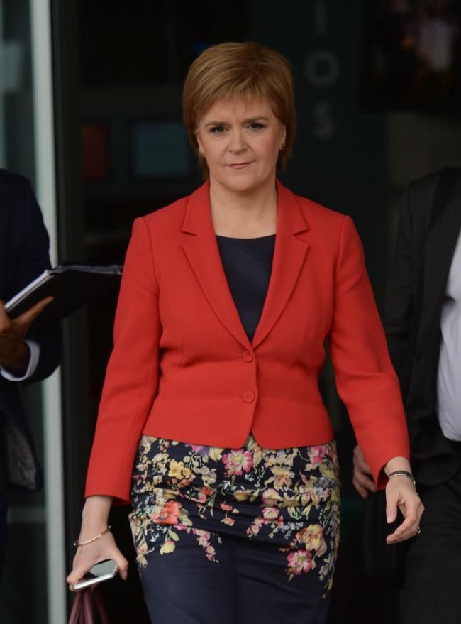 Remain after Brexit? Nicola Sturgeon has had talks with Gibraltar's chief minister Fabian Picardo about staying in the EU