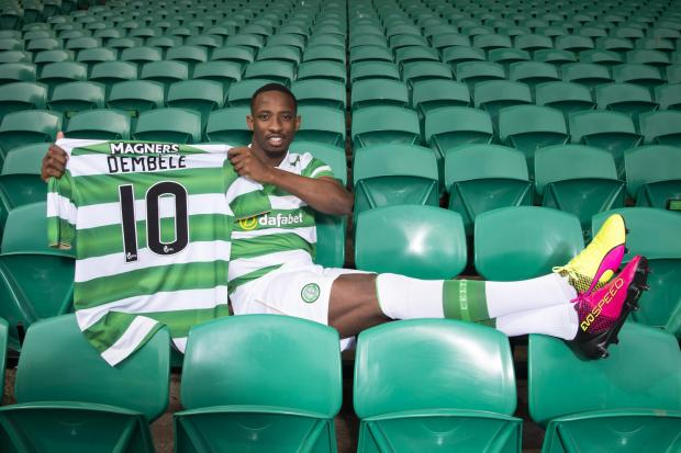 HeraldScotland: Emerging talent: Moussa Dembele believes that he can prosper under the guidance of Brendan Rodgers at Celtic.