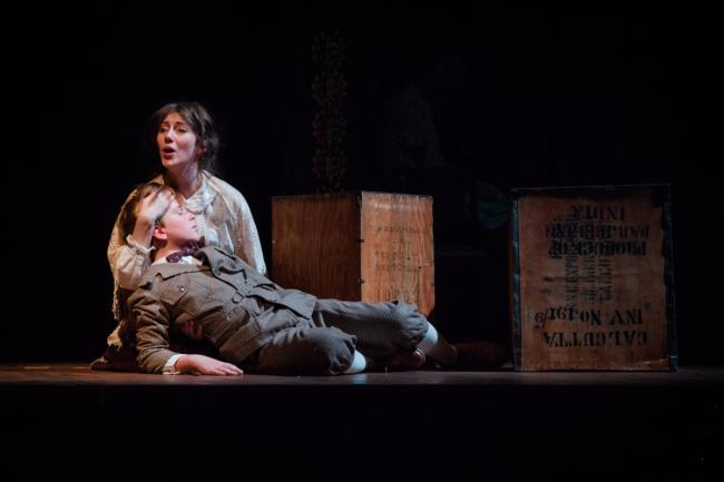 Music review: The Turn of the Screw, Macrobert, Stirling