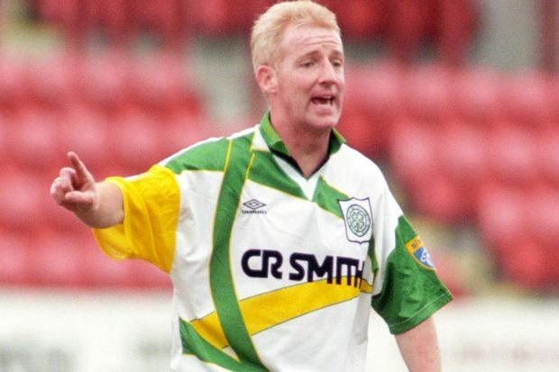 official photos 16829 5ae82 Cult heroes: Five of the worst (or best) Celtic away kits ...