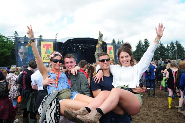 Will Scotland's teenagers always want to take T in the Park
