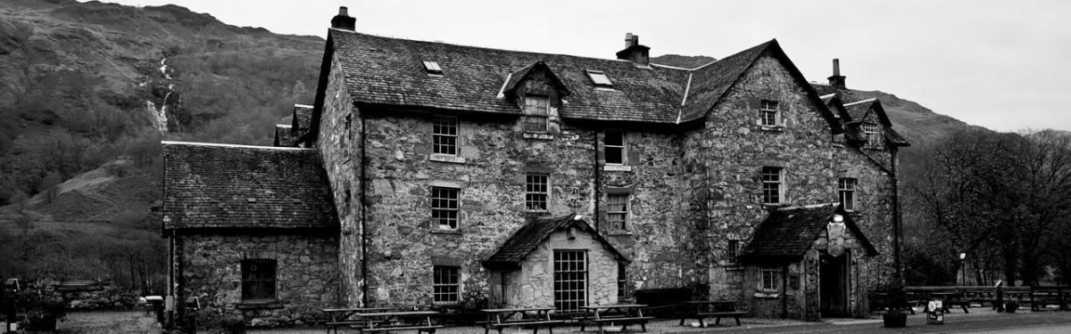 The Drovers Inn >> Andy Gemmell S Drinks Cabinet Drovers Inn Inverarnan
