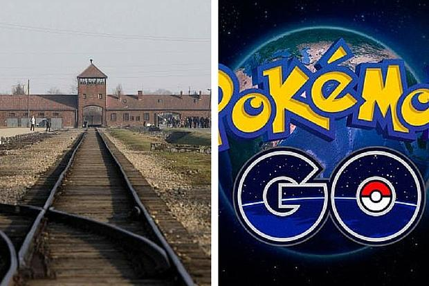 Holocaust Museum and Auschwitz Memorial calls for Pokemon Go to be banned from sites
