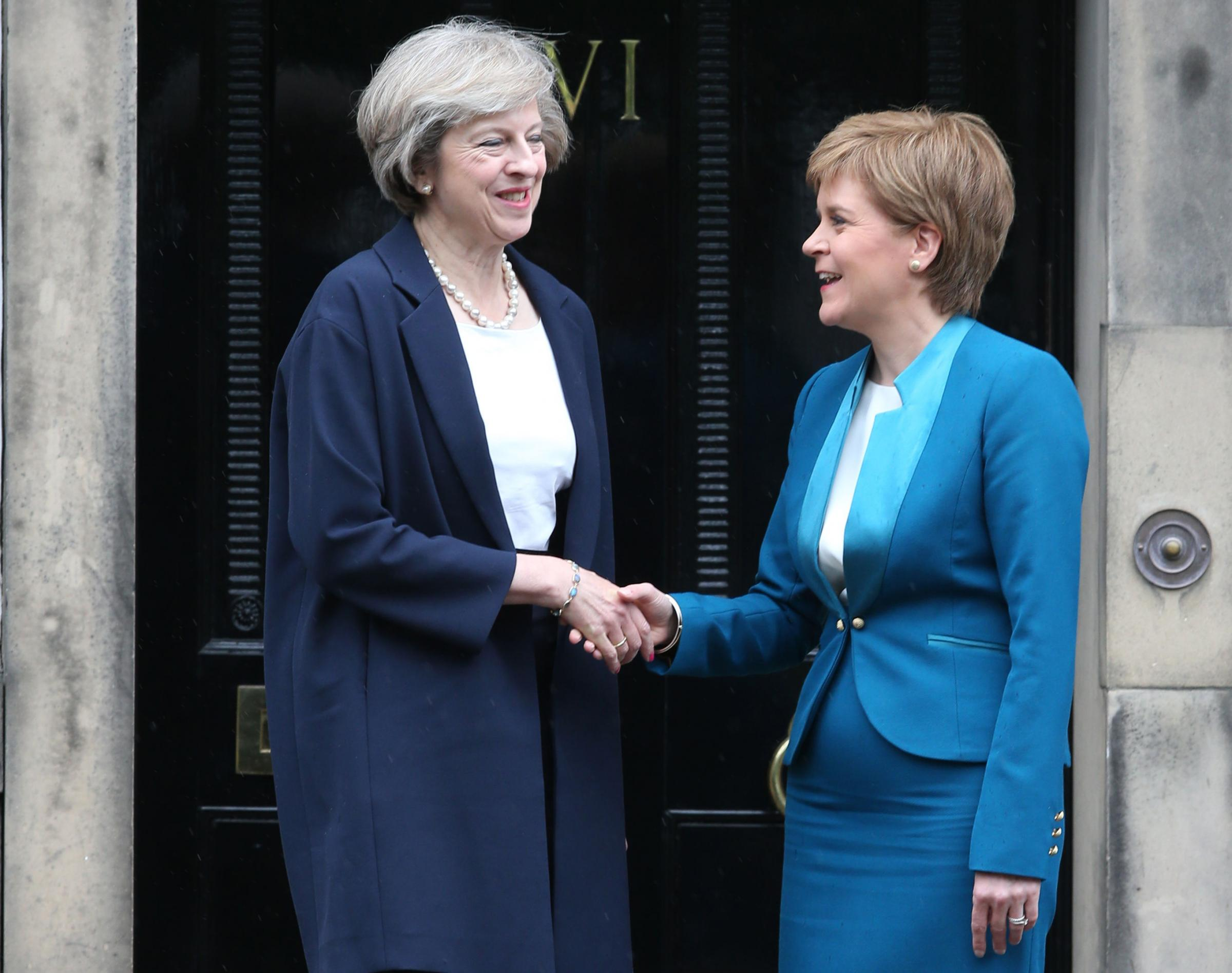 SNP hopes for last-minute deal with May on Brexit Bill
