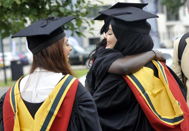 HeraldScotland: CONGRATULATIONS: The Bolton University welcomed happy students to campus for its graduation ceremonies