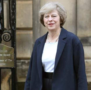 HeraldScotland: The poll made good reading for Theresa May