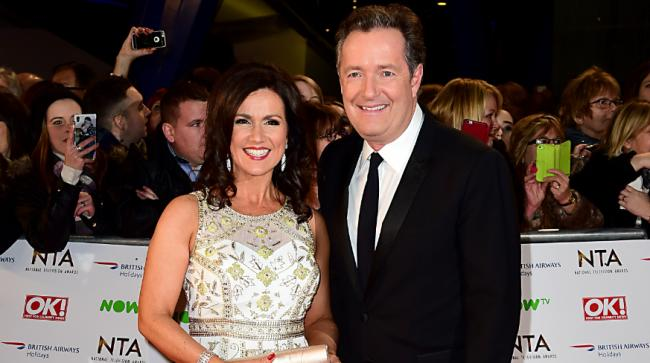 Piers Morgan and Susanna Reid upset viewers over Owen Smith interview about bullying and viagra