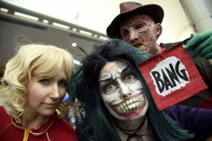 Herald Scotland: The best costumes from Comic-Con