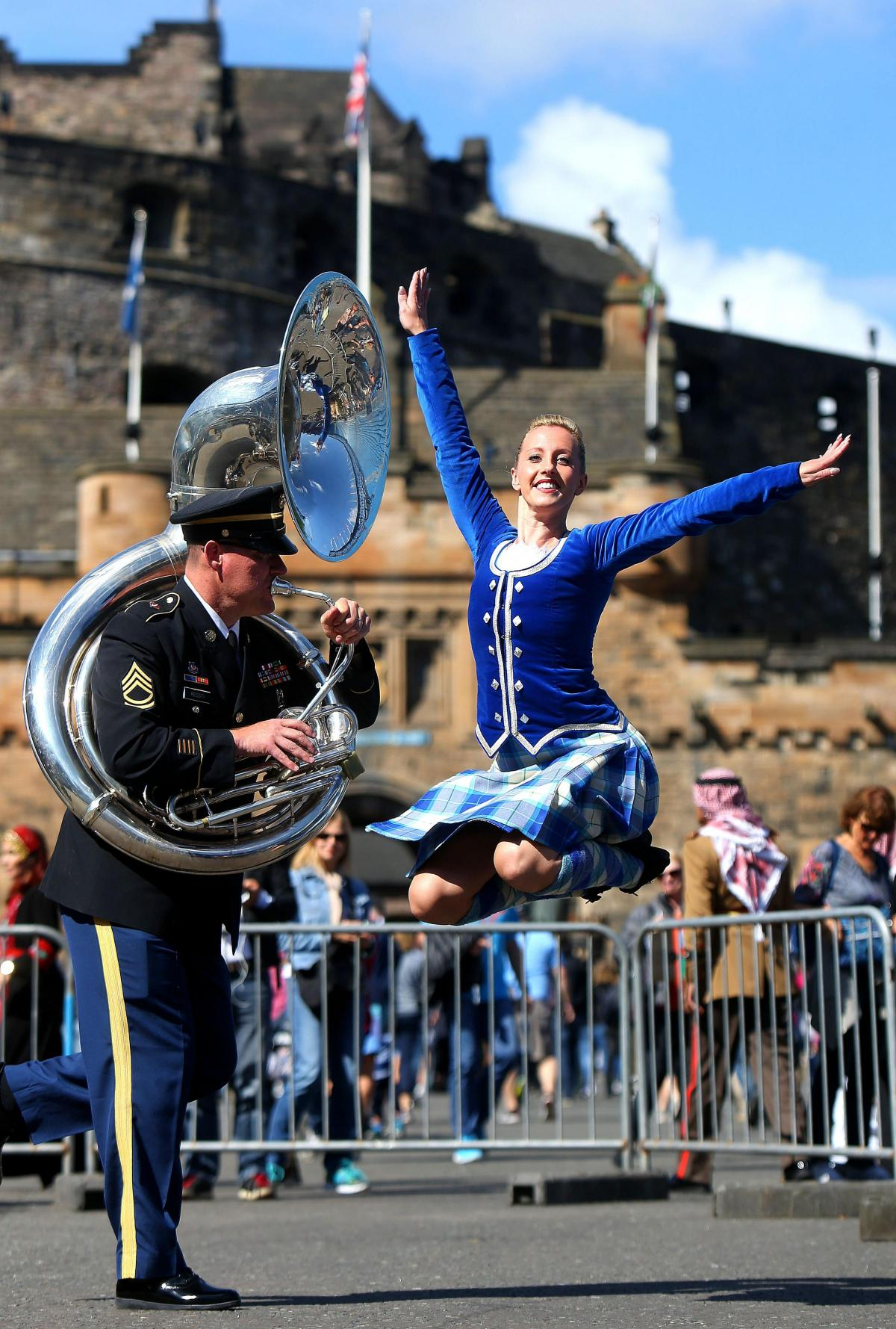 Edinburgh tattoo in its 66th year will celebrate worlds glorious edinburgh tattoo in its 66th year will celebrate worlds glorious differences malvernweather Image collections