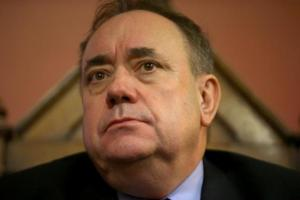General Election about backing Scottish parliament, says Alex Salmond