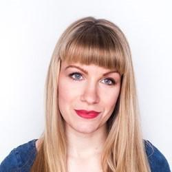 Fringe Q&As: Rachel Parris on hip flasks, heather and sexy doctors