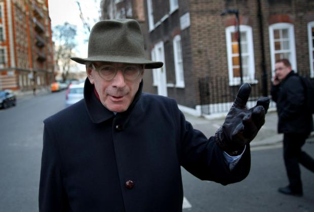 HeraldScotland: LONDON, ENGLAND - FEBRUARY 23:  Sir Malcolm Rifkind walks to his home from Parliament on February 23, 2015 in London, England. Former Conservative Foreign Secretary Rifkin and Jack Straw, a former Foreign Secretary in the last Labour government have been