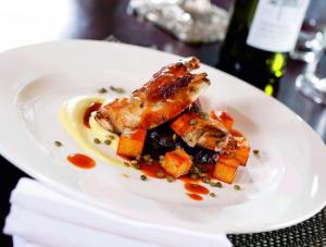 Herald Scotland: Recipe of the Day: Roasted Perthshire Grouse & Bread Sauce