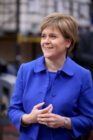 Herald Scotland: The Midge: FM launches new career as comedian. How did it go?