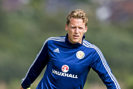 The Scotland international clinched a move back to his boyhood club on Tuesday