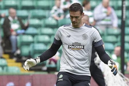 HeraldScotland: Celtic goalkeeper Craig Gordon was benched for the game against Aberdeen last weekend
