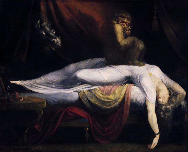 essay of the week the power of fear heraldscotland the nightmare