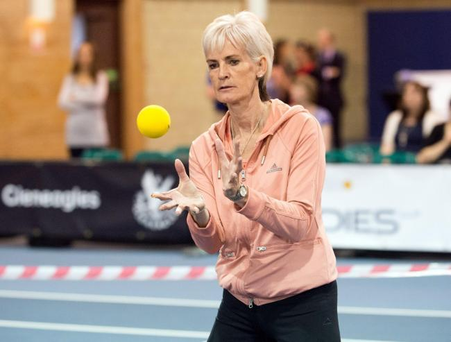 Judy Murray rallies project to attract more women to tennis