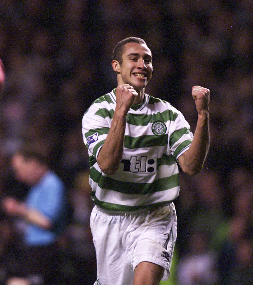 Celtic legend Henrik Larsson tips his old club to finish the season as invincibles