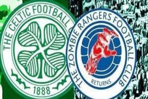 Irish pub causes a stir with a Zombie Rangers FC advert
