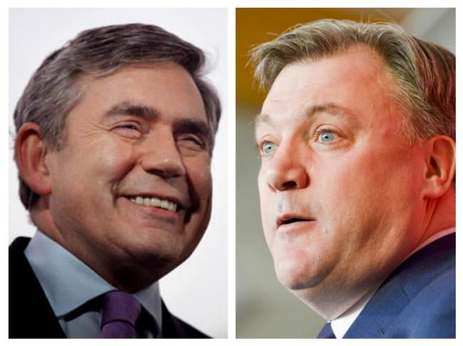 Ed Balls Gordon Brown Gave Me Seal Of Approval For Strictly Come