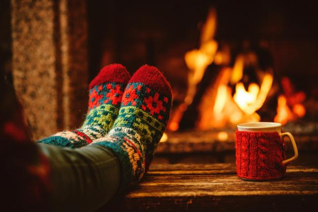 'Cosagach' could take over from 'hygge' during wild winter weather