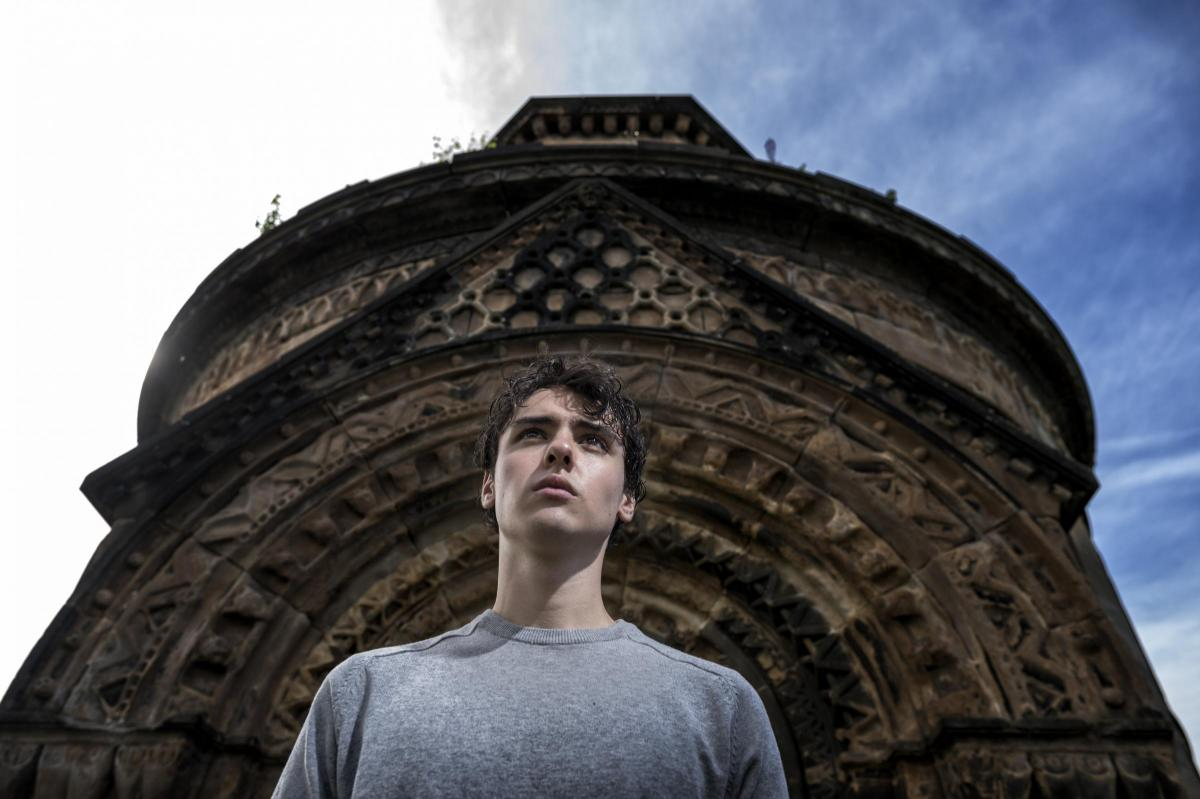 Meet Glasgow's new cinema star: Fin MacMillan on Tim Burton