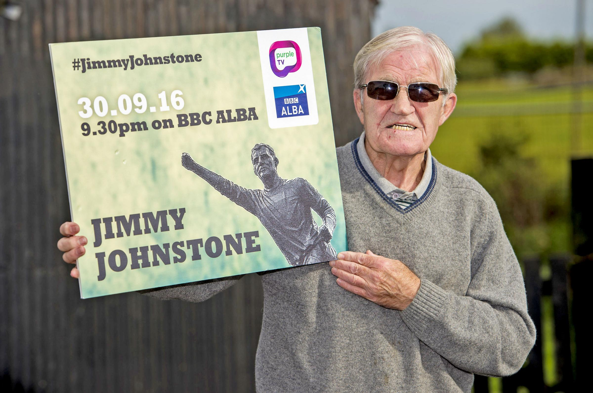 Bertie Auld Celtic may not have players like Jimmy Johnstone but