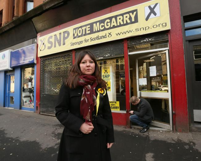 Glasgow East MP Natalie McGarry charged by police in connection with alleged fraud