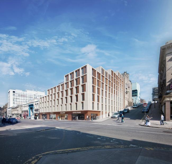 Student Flats Plan Places Glasgow School Of Art Under Threat