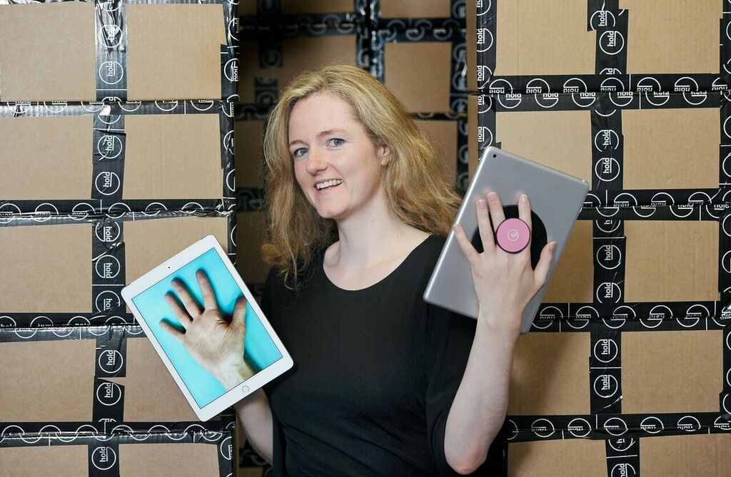 Edinburgh handhold entrepreneur sketches out route to success in global markets