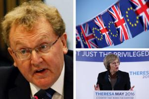 David Mundell: Brexit 'will lead to more powers' for Scotland