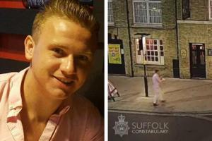Man held over disappearance of Corrie McKeague freed on bail