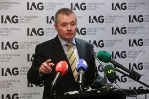 IAG chief executive Willie Walsh. Picture: Niall Carson/PA Wire