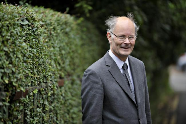 Professor John Curtice -JS. Photo by Jamie Simpson