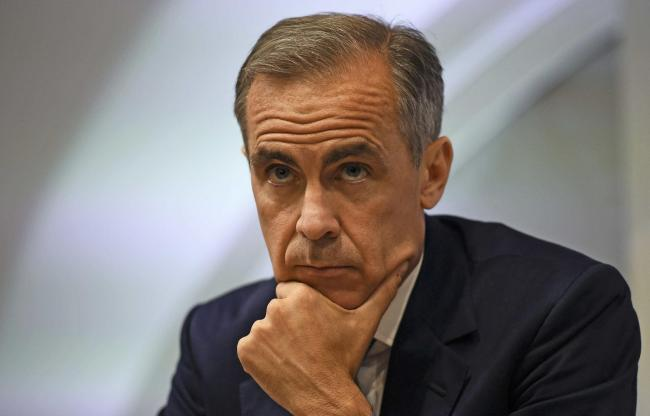 Theresa May: Mark Carney is absolutely the right man for Bank of England governor job