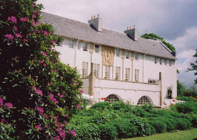 Charles Rennie Mackintosh S House For An Art Lover To Become B One Night