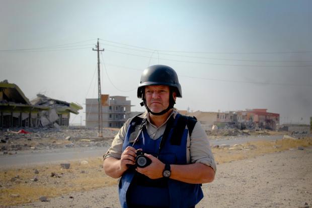 Herald Scotland: David Pratt in Bartella Eyewitness report: The long and bloody road to Mosul 5651149