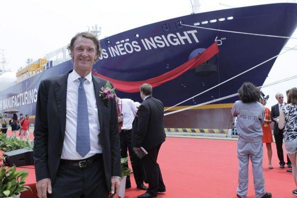HeraldScotland: Ineos boss Jim Ratcliffe said �the Scottish Government needs to get comfortable with whether they�re happy with the risks of fracking in Scotland�