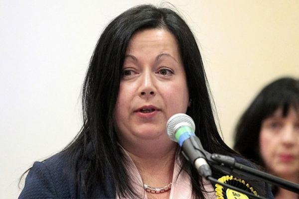 HeraldScotland: SNP armed forces and veterans spokeswoman Kirsten Oswald