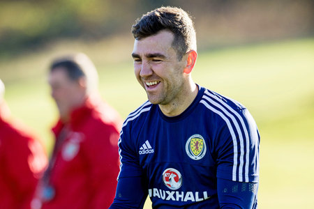 Memory of Don's Wembley moment driving James McArthur to create Scotland history