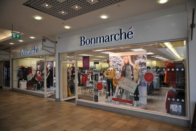 Clothing chain Bonmarche posts sales plunge