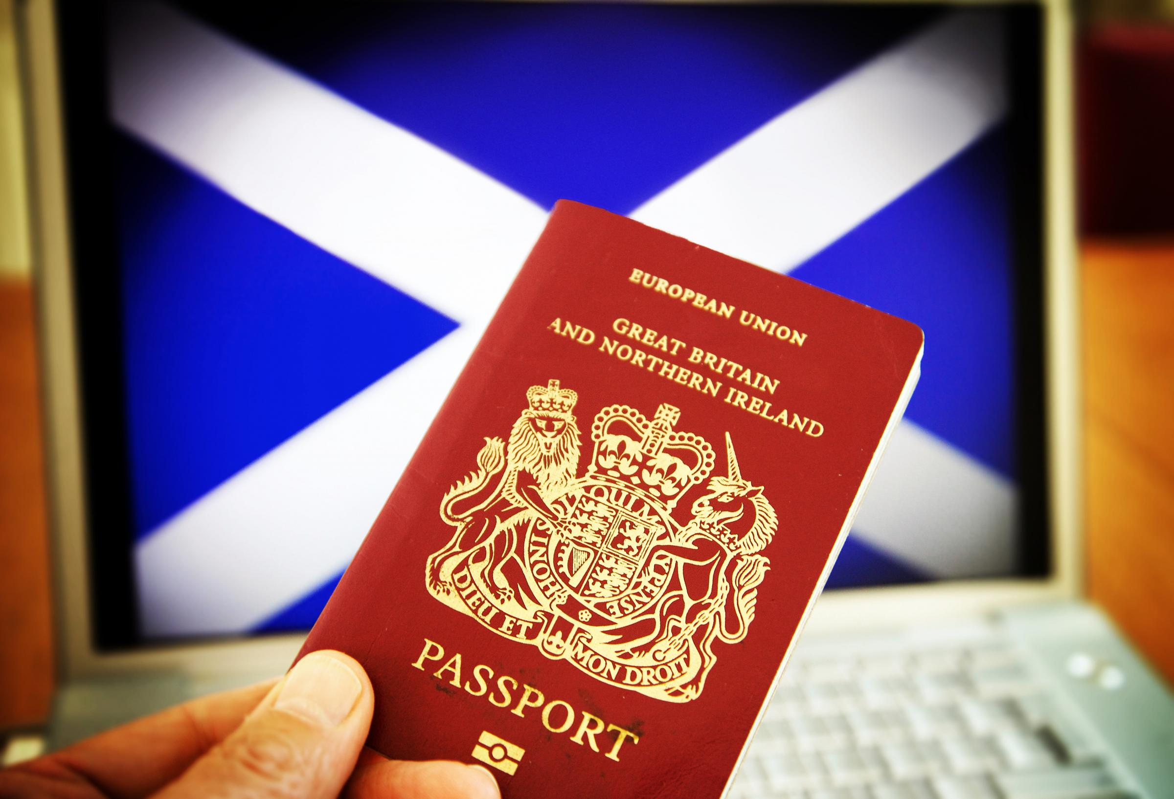 Beyond Brexit: Scottish passports plan could allow Scots to keep working and live in Europe
