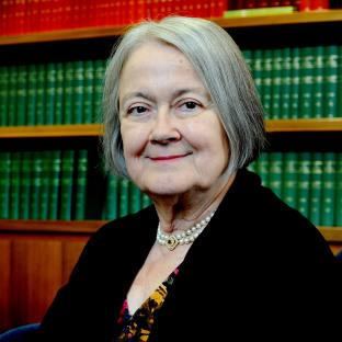 HeraldScotland: Lady Hale is one of a panel of 11 who will decide the matter in a four-day hearing expected to start on December 5