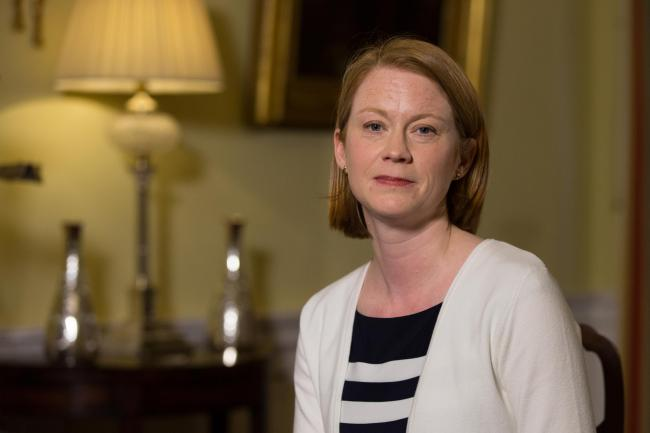 Shirley-Anne Somerville, Minister for Higher Education