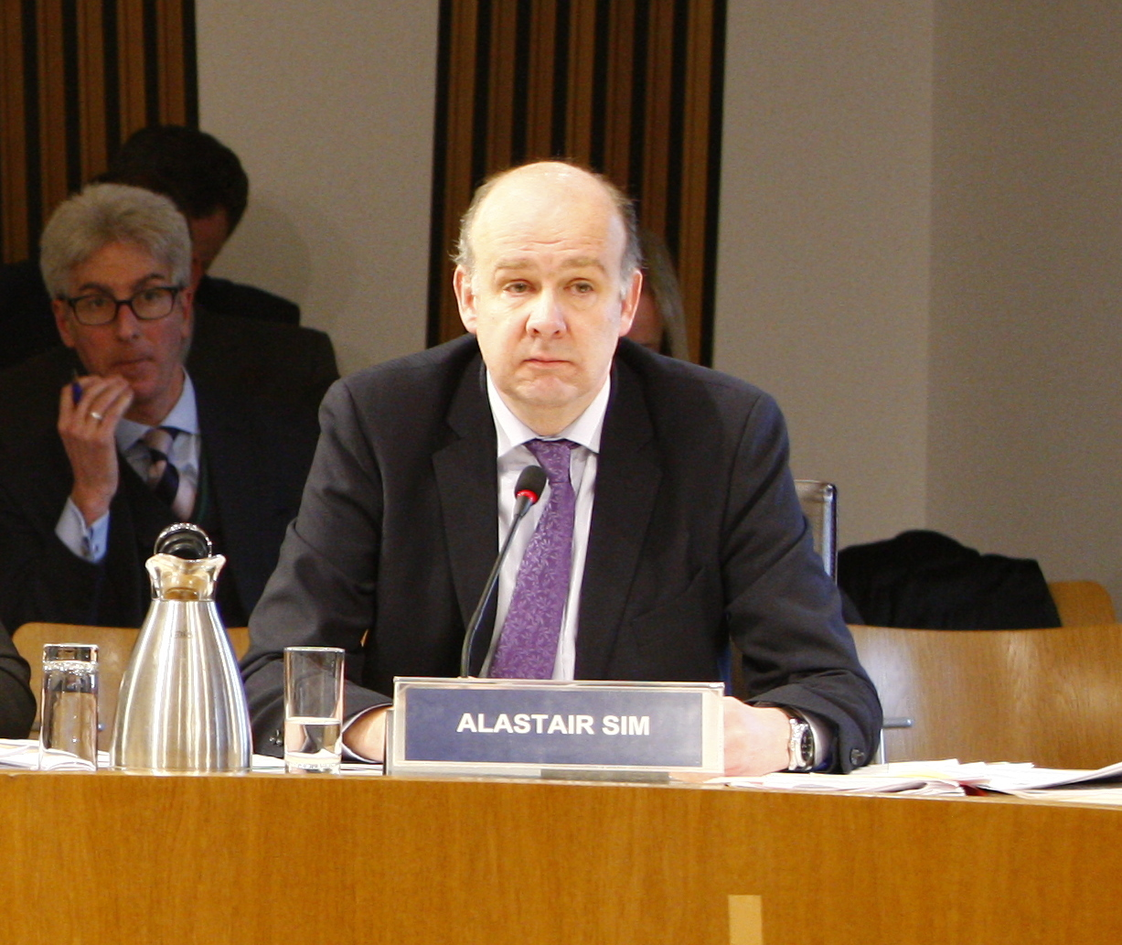 Alastair Sim, director of Universities Scotland, gives his stark warning over the future financial health of the sector just weeks before the Scottish Government announces its spending review